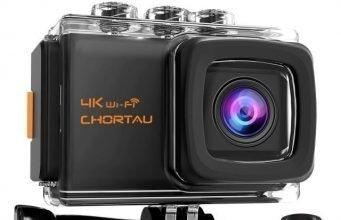 chortau action cam 4K offerta amazon