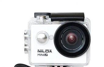 nilox mini action cam offerta amazon