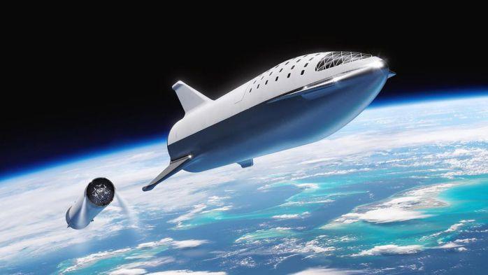 quanto costa il biglietto per andare su marte-spacex elon musk