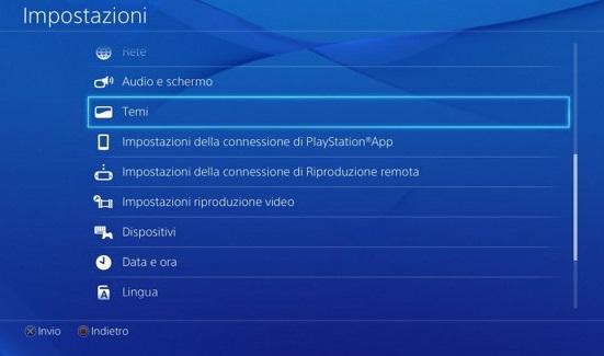 Come giocare alla PS4 su Android-impostazioni