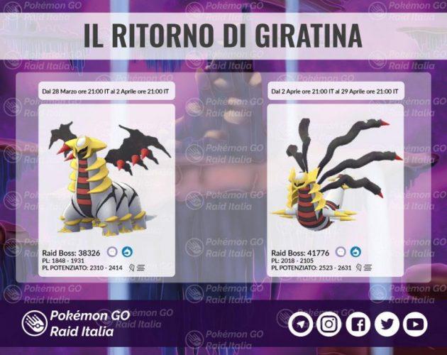 Pokémon GO Giratina 1