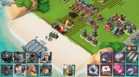 Trucchi boom beach ios