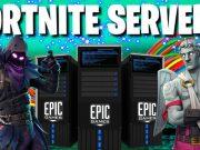 come cambiare server su fortnite