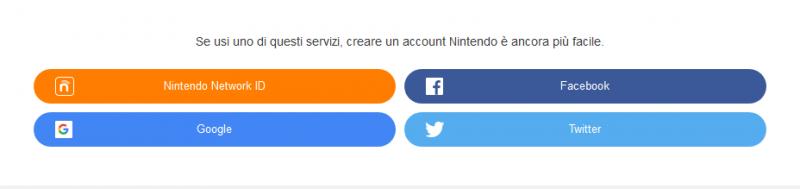 come creare un account nintendo switch 2
