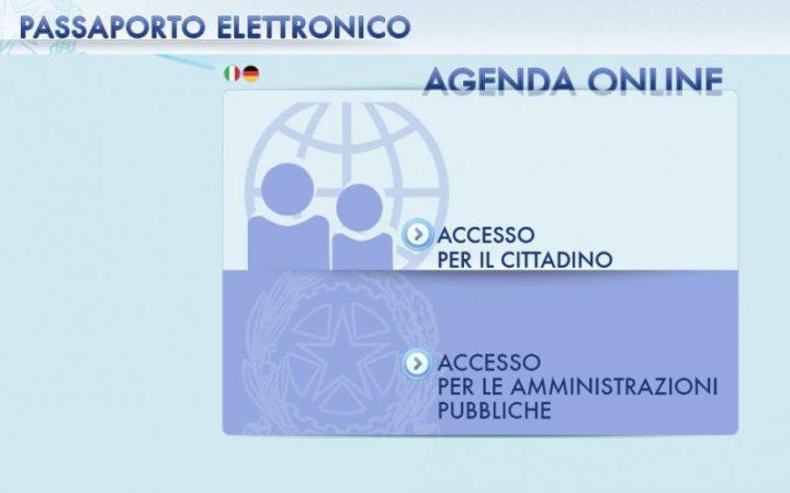 come rinnovare il passaporto-documenti e validità in anni