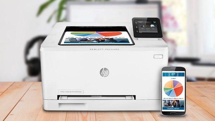 come stampare da smartphone