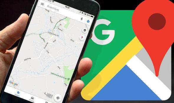 come tracciare un percorso su google maps 2