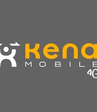 configurazione kena mobile su iphone