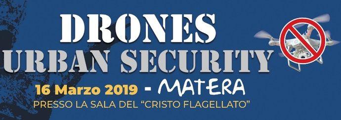 drone urban security 2019-2