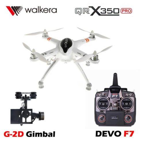 migliori droni per gopro - walkera qr x350