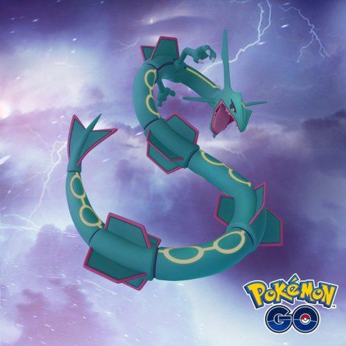 Pokémon GO Rayquaza