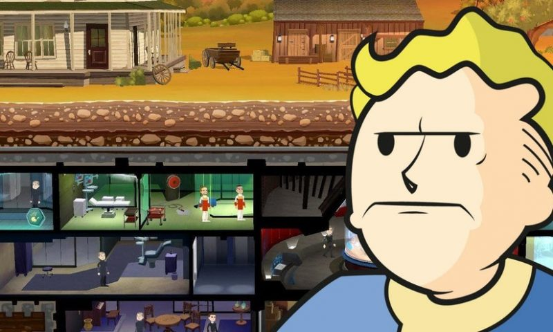 trucchi fallout shelter 2