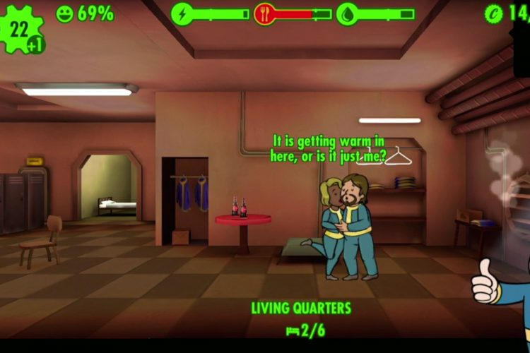 trucchi fallout shelter 3