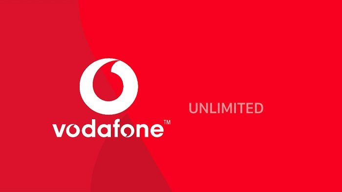 vodafone total unlimited