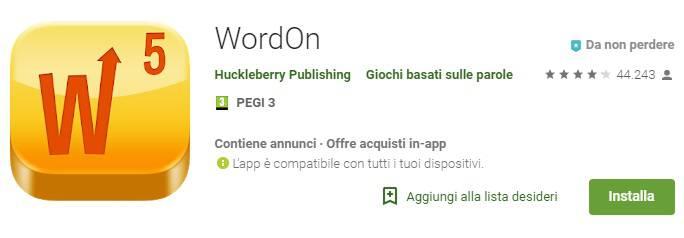 wordon app