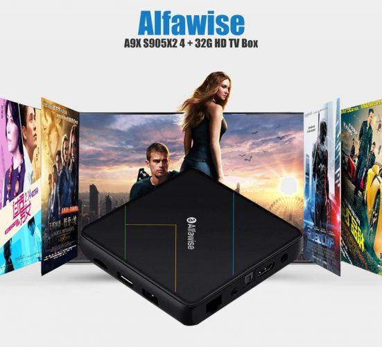 Alfawise A9X -2