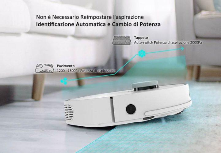 Aspirapolvere Robot 360 S5-2