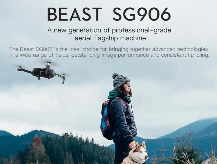 ZLRC Beast SG906 drone