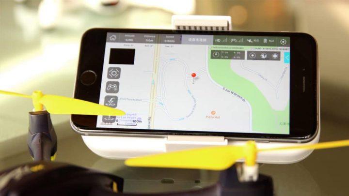 applicazioni per droni