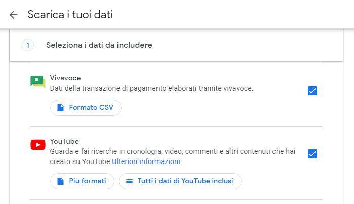 come eliminare account YouTube-3