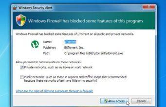 cos'è un firewall e come funziona