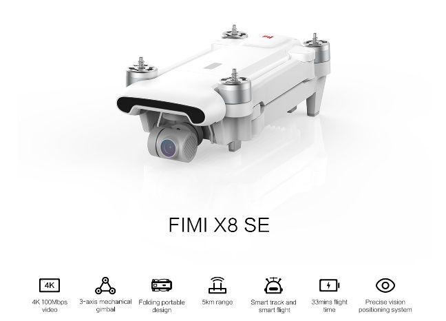 drone FIMI X8 SE 1