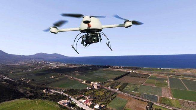 droni cagliari