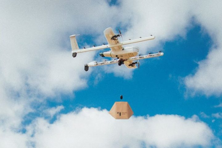 droni wing