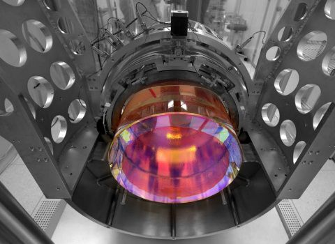 onde gravitazionali-Interferometro virgo pisa