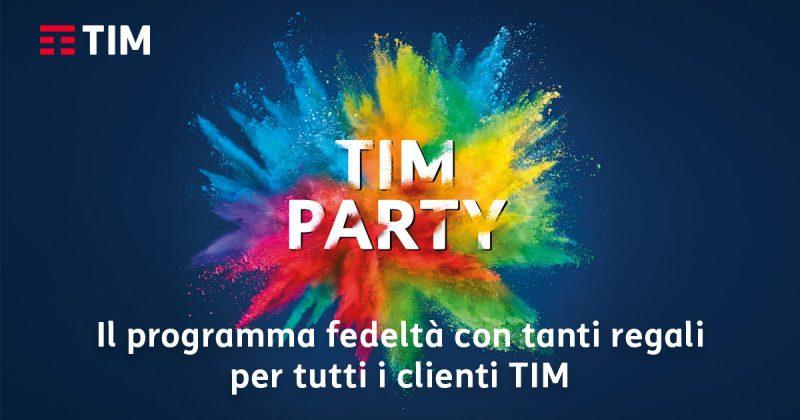 tim party giga illimitati 2019 1