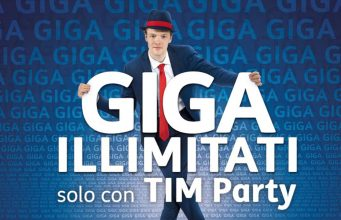 tim party giga illimitati 2019