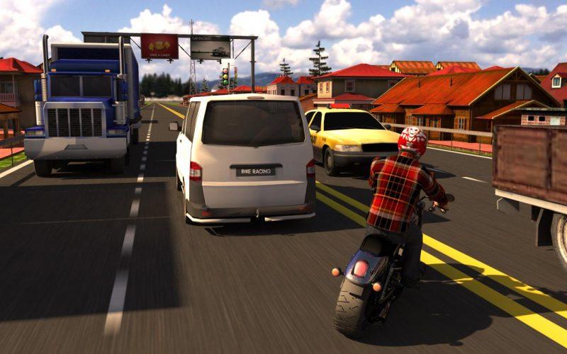 trucchi traffic rider 3