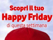vodafone happy friday 12 aprile