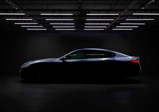 BMW Serie 8 Gran Coupè 2019