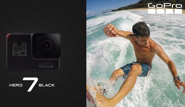 DJI Osmo Action VS GoPro Hero 7-camera