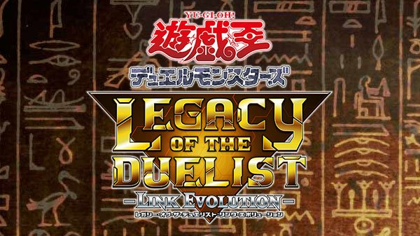 Yu-Gi-Oh! Legacy of the Duelist Link Evolution uscita -2