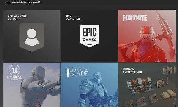 come eliminare un account epic games -3