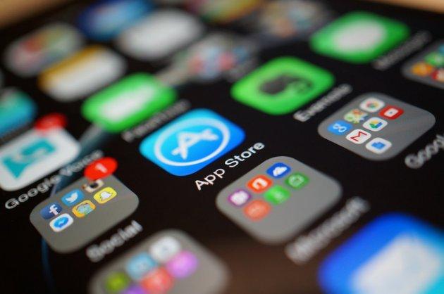 come nascondere app su iphone -3