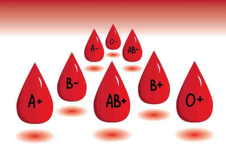 come sapere il gruppo sanguigno -3