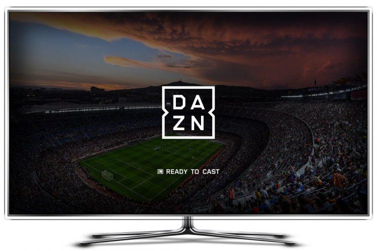 come vedere DAZN in televisione-2
