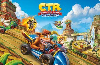crash team racing nitro fueled personaggi