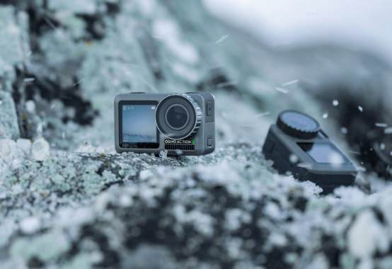 dji osmo action coupon banggood