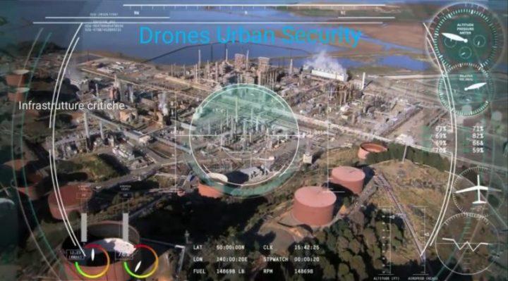drones urban security -2