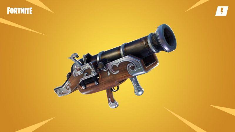 fortnite pistola tamburo -2