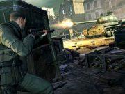 sniper elite v2 remastered trailer