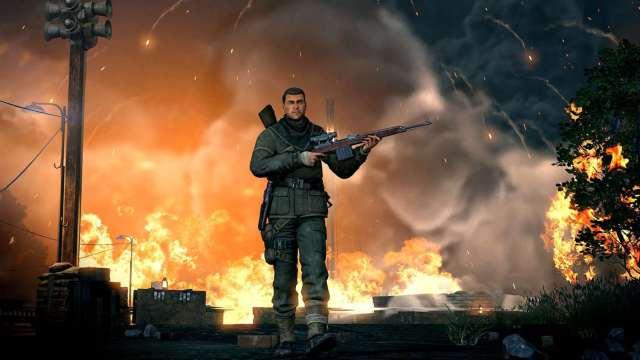 sniper elite v2 remastered trailer -2