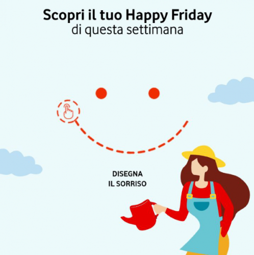 vodafone happy friday 17 maggio 2019 -3