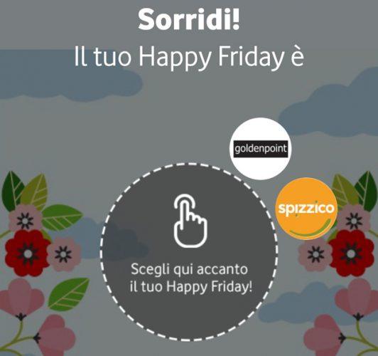 vodafone happy friday 3 maggio 2019 -2