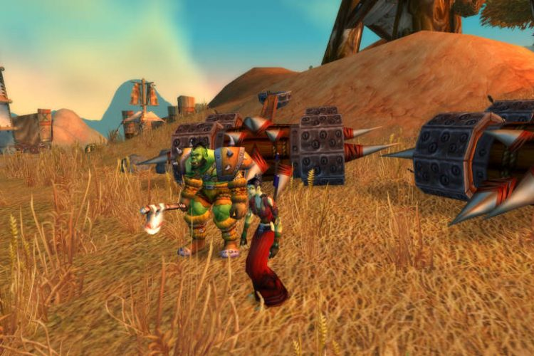 world of warcraft classic -3