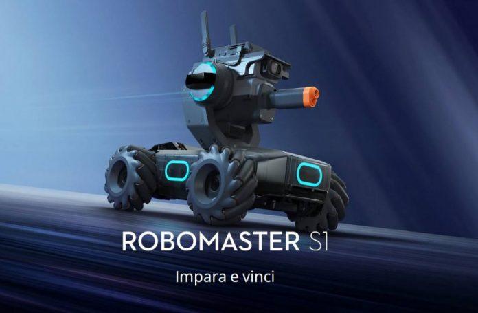 DJI Robomaster S1 su Banggood